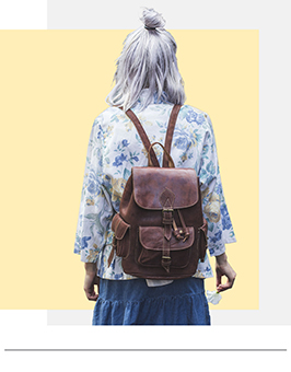 coco leather backpack rucksack london