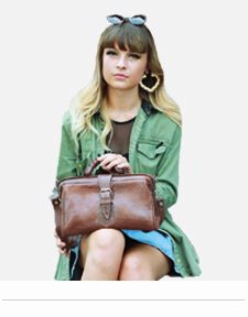 DARK BROWN LEATHER SATCHELS LONDON MENS WOMENS