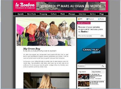 le bonbon post, french fashion blog, leather bag, rucksack, backpack, leather bag